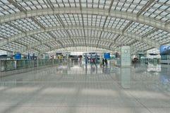 Post van de Trein van Peking Airport Express stock foto's