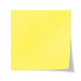 Post it Royalty Free Stock Photos
