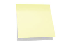Post_it_1 Royalty Free Stock Images
