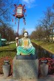 Postać chińczyk Fotografia Royalty Free
