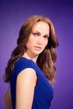 postać Jennifer wosk Lopez fotografia stock