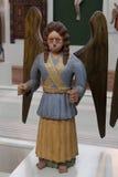 Postać trwanie anioł od kolekci Perm Zdjęcia Stock