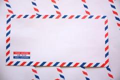 Posta aerea Immagini Stock