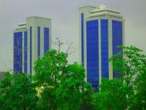 Posta Dar Es Salaam Tanzania BOT. Bank Of Tanzania & x28; BOT & x29 Royalty Free Stock Image