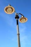 Posta della lampada Fotografie Stock
