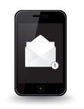 Posta dello Smart Phone Fotografie Stock Libere da Diritti