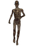 postać Halloween żywy trup Obrazy Stock