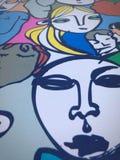 postać z kreskówki dzieci kolorowa graficzna ilustracja Zdjęcia Royalty Free