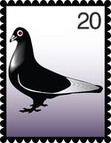 Postage stamp 20 Royalty Free Stock Photography
