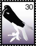 Postage stamp 30 Stock Photo