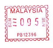 Postage Stamp Stock Image