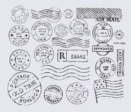 Postage Stamp Royalty Free Stock Image