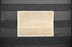 Postage stamp blank. Stock Photos