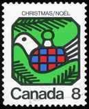 Postage stamp - Canada Royalty Free Stock Photo