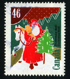 Postage stamp Stock Photo