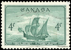 Postage stamp - Canada. High quality Stock Image