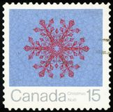 Postage stamp - Canada Royalty Free Stock Images
