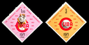 The Postage Stamp Stock Images