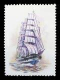 Postage Stamp royalty free illustration