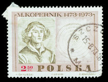 Postage Stamp isolated Stock Images