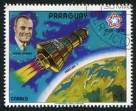 Postage stamp Royalty Free Stock Image