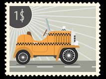 Postage stamp Stock Images