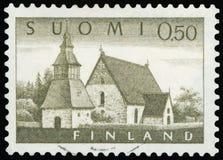 Postage Stamp - Suomi Stock Image