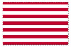 US Naval Jack stock photo