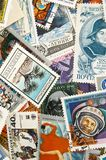 The Postage stampses. Stock Images