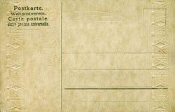 Postal Fotografía de archivo libre de regalías