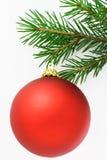 Postal 9 de Navidad Foto de archivo libre de regalías