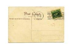 Postal antigua Imagen de archivo