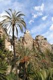 Postal de cuadro España Imagen de archivo
