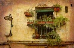 Postal de Italia (series) Imágenes de archivo libres de regalías
