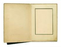 Postal de la antigüedad Imagenes de archivo