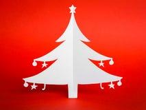 Postal de la Navidad del vintage Imagenes de archivo