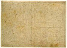Postal de la vendimia. Imágenes de archivo libres de regalías