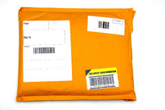 Postal Package Royalty Free Stock Photography