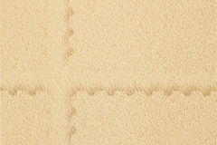 Postal philatelique de fond abstrait, texture Avec l'endroit votre texte Images stock
