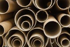 Postal Tubes Stock Photo
