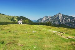 Postalm, Austrian Alps Royalty Free Stock Photo