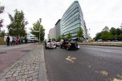 Postamer Platz en Berlín, Alemania fotografía de archivo libre de regalías