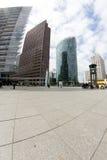 Postamer Platz en Berlín, Alemania Imagen de archivo libre de regalías