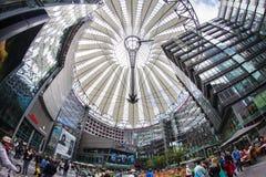 Postamer Platz en Berlín, Alemania Fotos de archivo
