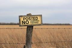 postat tecken fotografering för bildbyråer