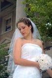 postawa ślubnych zdjęcie royalty free
