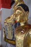 Postawa Buddha fotografia stock