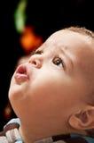 postawy chłopiec Zdjęcia Stock