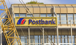 Postbank Stock Photo