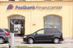 Postbank Finanzcenter Landshut Fotos de archivo
